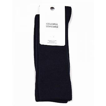 Colorful Standard Classic Organic Socks - Navy Blue