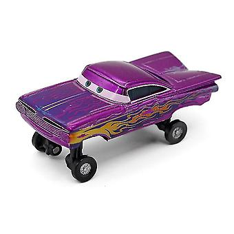 Auto's Speelgoed Racing Driver Paars High-legged Ramone Alloy Children's Toy Car Model