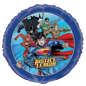 """Balloons unique party 49977 - 18"""" foil justice league balloon"""