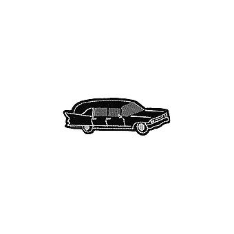 Extreme Largeness Hearse Iron-On Patch