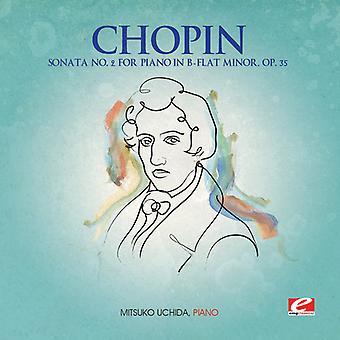 F. Chopin - Sonata 2 per importazione USA Piano B-Flat Minor Op 35 [CD]