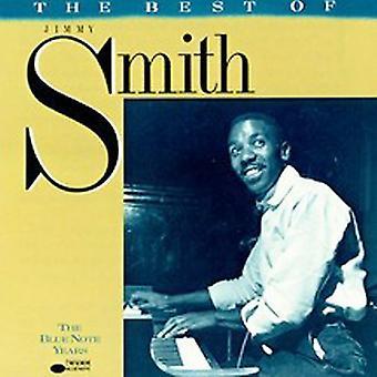 Jimmy Smith - Best of Jimmy Smith [CD] USA import