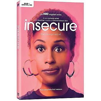 Osäkra S1 [DVD] USA import