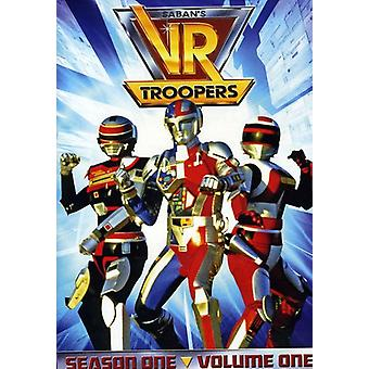 VR Troopers: Vol. 1-Staffel 1 [DVD] USA importieren