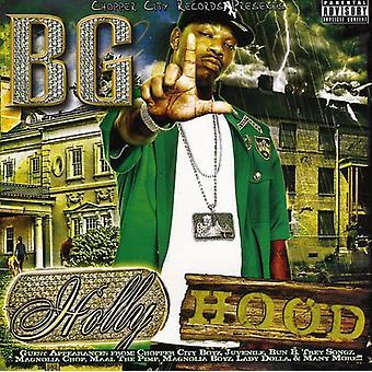 B.G. - Hollyhood [CD] USA import