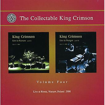 King Crimson - King Crimson: Vol. 4-Collectable Kings Crimson [CD] USA import