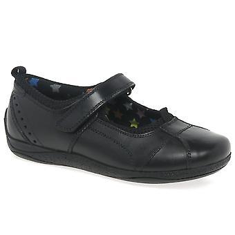 Hush Puppies Cindy Girls Senior School Shoes