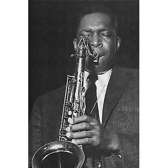 John Coltrane Juliste Tulosta Ted Williams (12 x 19)