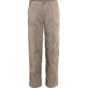 VauDe Farley Zip-Off Pants - Muddy