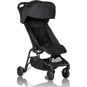 Mountain Buggy Nano Travel wózek czarny