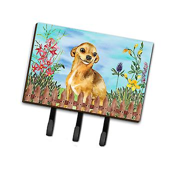 Carolines Treasures  CK1220TH68 Chihuahua Spring Leash or Key Holder