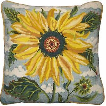 Sunflower Heaven Needlepoint Canvas