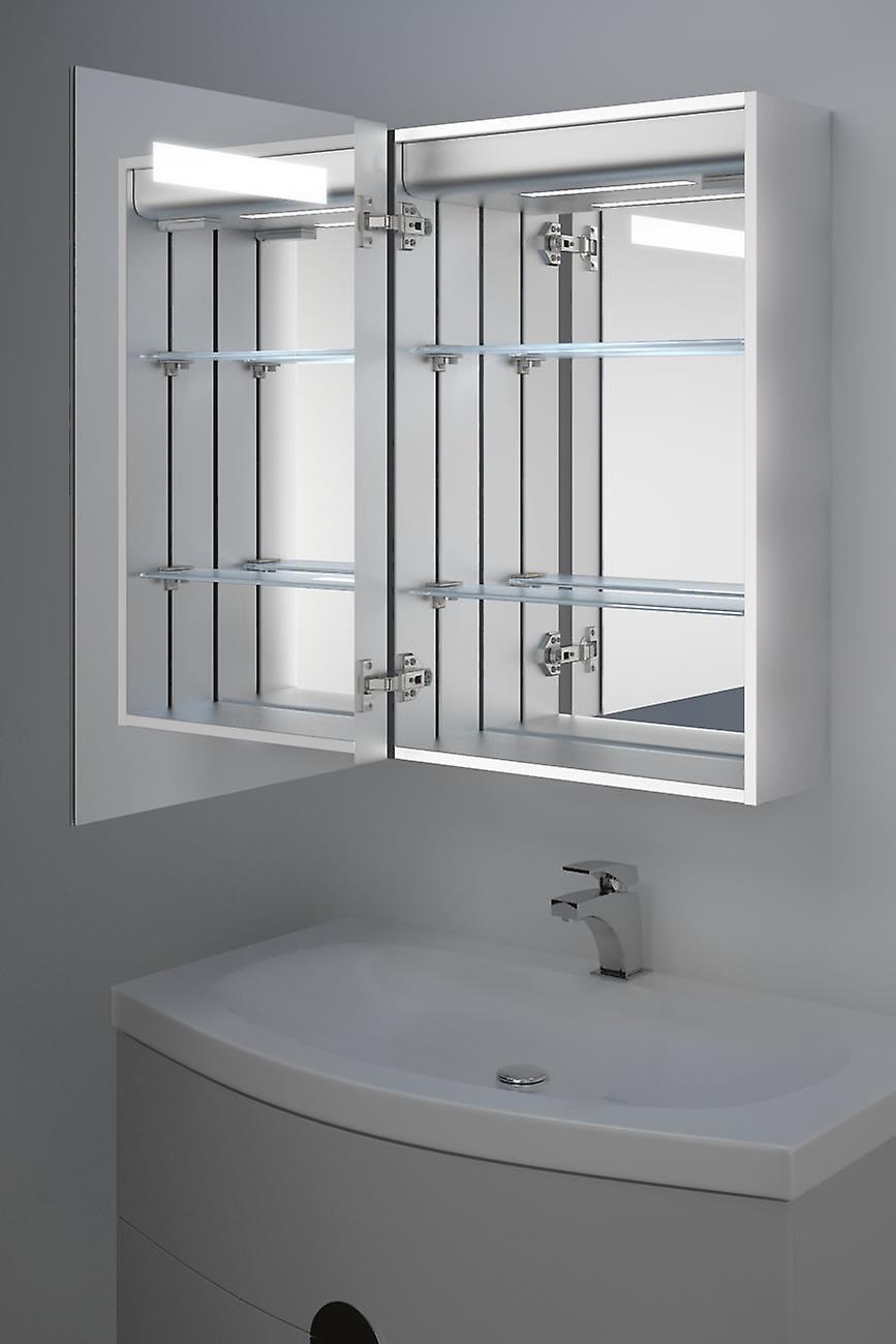 Alannah LED lumineux salle de bain armoire avec capteur & rasoir k260