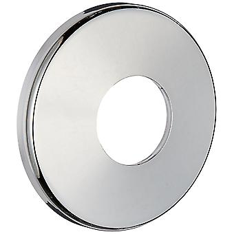 Hayward SP1042 ABS Plastic Chrome Plated Round Escutcheon Plate for 1.5