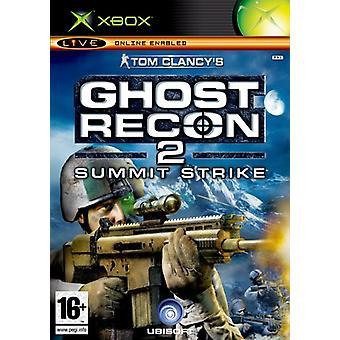 Ghost Recon 2 Summit Strike (Xbox) - New