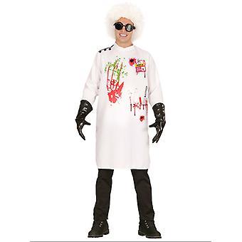 Scienziato pazzo (Lab Coat guanti)
