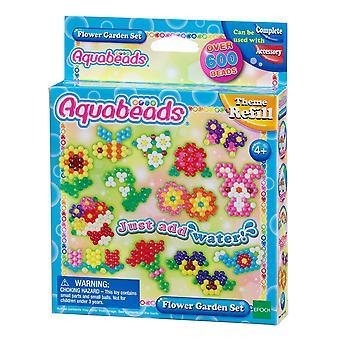Aquabeads 31088 Set jardín de flores, multicolor