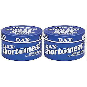 DAX Short And Neat 99g x 2