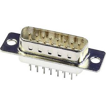 econ conectar tira de pin D-SUB de ST9PV 180 ° número de pinos: 9 solda pinos 1 computador (es)