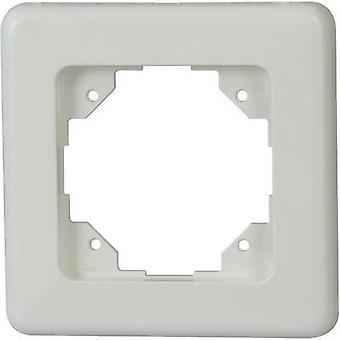 Kopp 1 x blanco Ártico de Europa marco, Matt 303113081