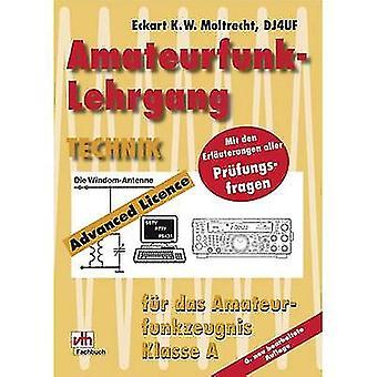 Amateurfunklehrgang für das Amateurfunkzeugnis クラッセ A 978-3-881-80364-9