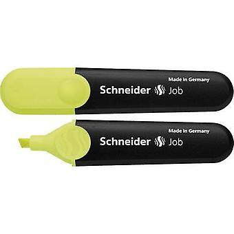 Schneider Highlighter Job 1505 Amarelo 1 mm, 5 mm 1 pc(s)