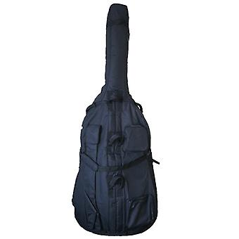 Stentor 1/2 Size Padded Rayon Canvas Double Bass Cover