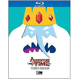 Adventure Time - Adventure Time: The Complete Second Season [BLU-RAY] USA import