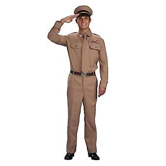 Bnov Ww2 Army General kostume