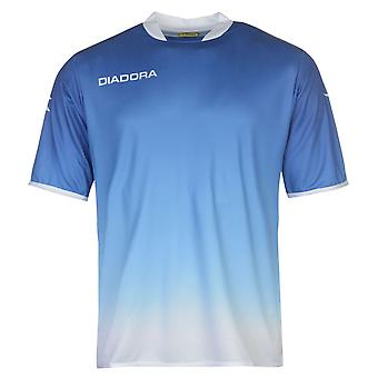 Diadora Herre idiot uddannelse T Shirt