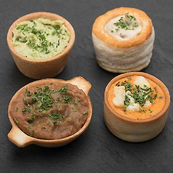 Prestige Frozen Mixed Meat Canapes