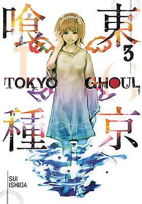 Tokyo Ghoul 3 by Sui Ishida - 9781421580388 Book