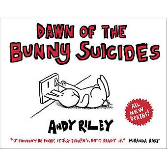 Aube des Bunny Suicides par Andy Riley - livre 9781444711349