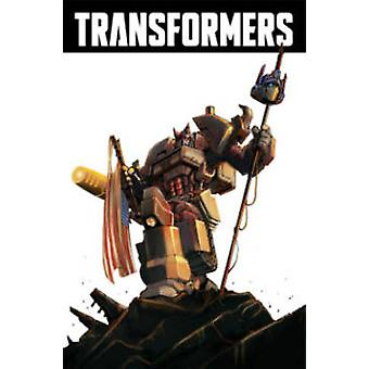 Transformers - Volume 9 by Andrew Griffith - Sara Pitre-Durocher - Joh