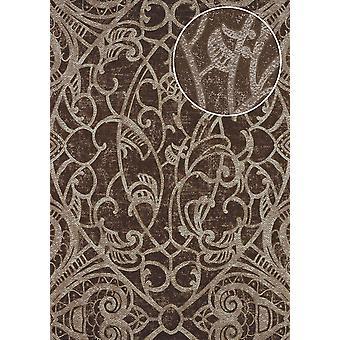 Non-woven wallpaper ATLAS CLA-597-9