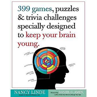 399 jeux - Puzzles & Trivia défis spécialement conçus pour garder Yo