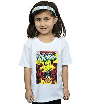 Marvel Girls X-Men Phoenix čierna kráľovná T-shirt