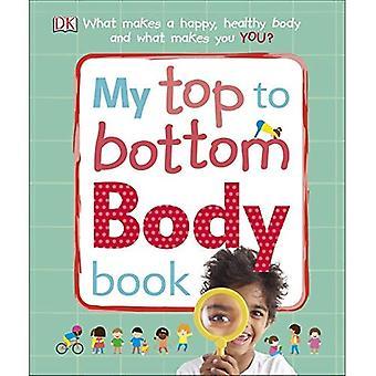 Mijn Top naar bodem lichaam boek