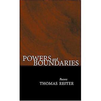 Krefter og grenser: dikt