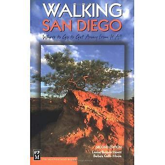 Walking San Diego: Om att gå att få bort från alla