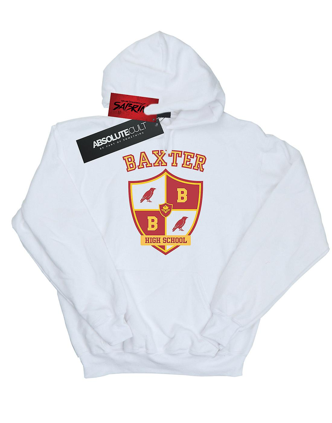 The Chilling Adventures Of Sabrina Women's Baxter Crest Hoodie