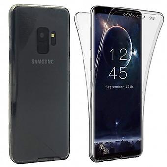 360 ° Silikonit Kal Samsung Galaxy A6 Plus 2018 (SM-a610f)