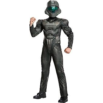 Halo Spartan Child Costume