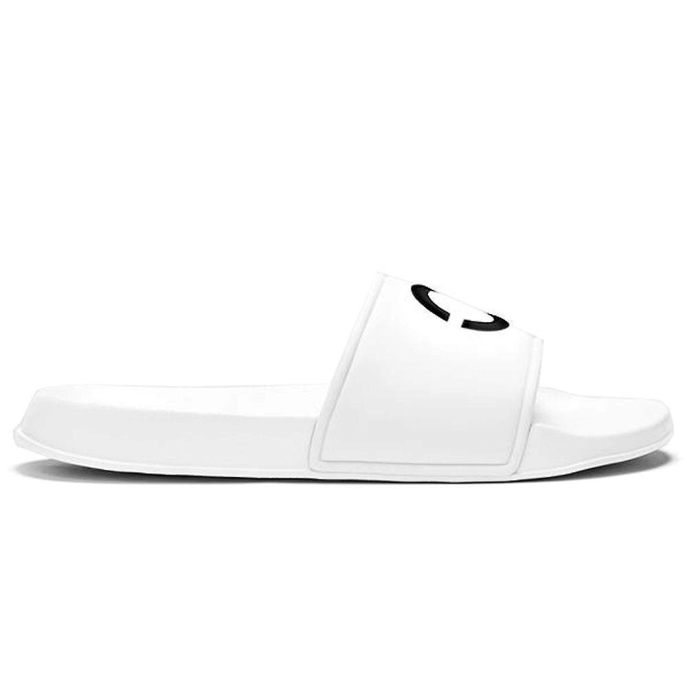Certificato Londra Palmero Mens moda spiaggia vacanza Flip Flop Slide v6ubmE