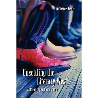 Foruroligende litterære West ægthed og forfatterskab af Lewis & Nathaniel