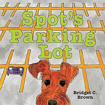 Spots Parking Lot by Brown & Bridget C.