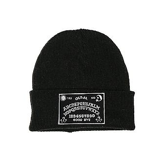 Extreme Largeness Ouija Board Patch Beanie