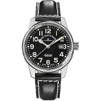 Zeno-watch mens watch classic pilot automatic 6554-a1