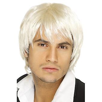 Boyband parochňa, blondína