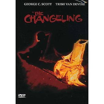 Changeling [DVD] USA import